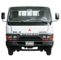 Mitsubishi Canter (639-659) Front Windshield