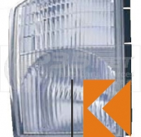 Mitsubishi Canter Corner Lights Left 2005-