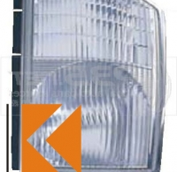 Mitsubishi Canter Corner Lights Right 2005-